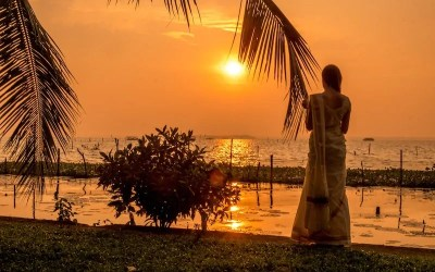 Responsible Travel in Kumarakom: Coconut Lagoon Kerala Review.
