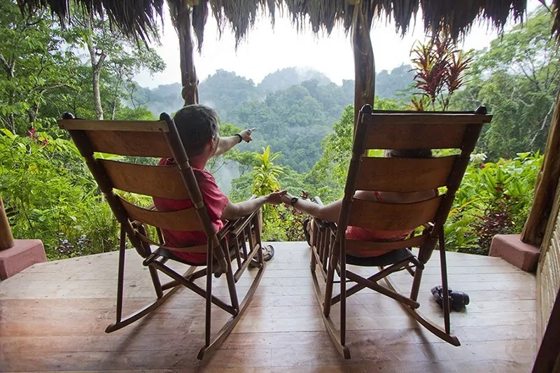 eco lodges in Osa peninsula Costa Rica