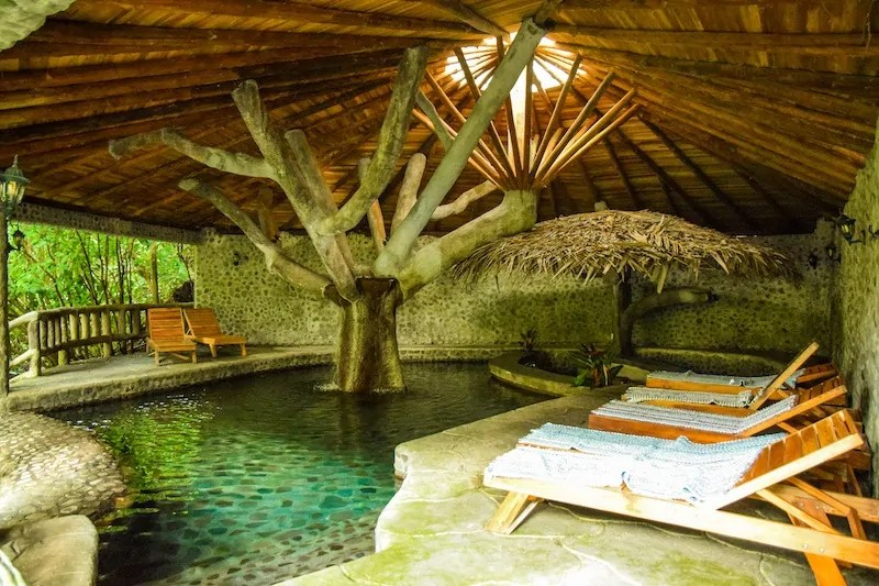 Arenal eco lodge