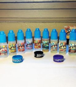 3 Pack E Liquid Sampler | Soul Vapor E Liquid
