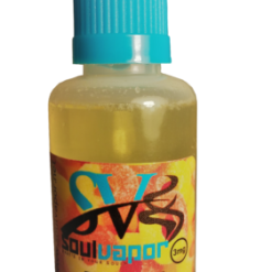 Peach Rings 33ml | Soul Vapor E Liquid