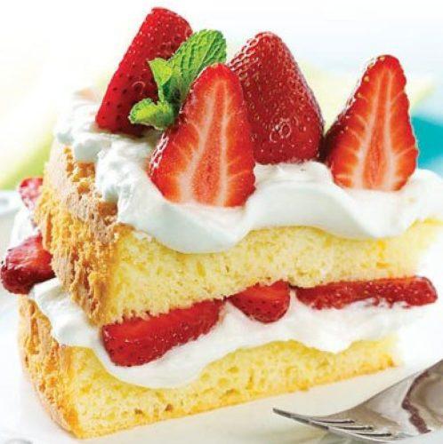 Strawberry Shortcake | Soul Vapor E Liquid