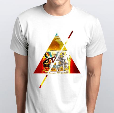 Monkey Triangle Men's Tee | Soul Vapor E Liquid Apparel