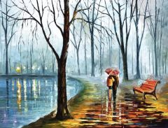 inside-the-rain-by-leonid-afremov