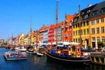 NYHAVN, -COPENHAGEN, DENMARK