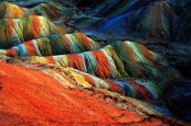 Zhangye Danxia Landform Geological Park, China4