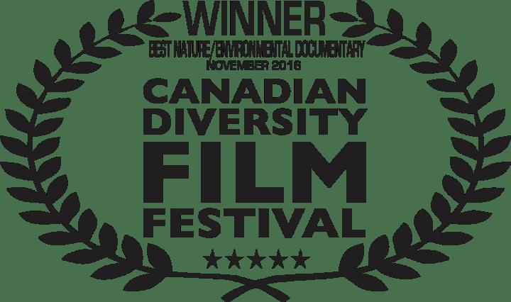 Festivals and awards, award-winning film, documentary, conservation, Canadian Diversity Film Festival