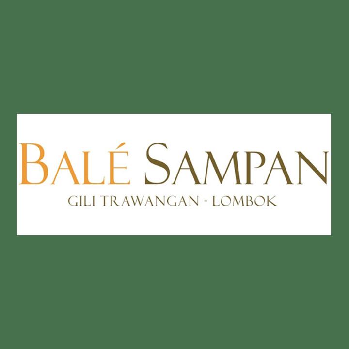 Bale Sampan Gili Trawangan Lombok logo