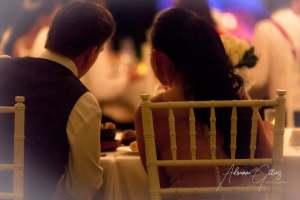 wedding reception, soft focus, soft natural lighting