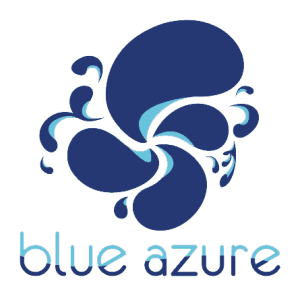 The Blue Azure logo