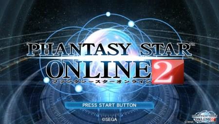 PSO2の始め方【PS Vita編】