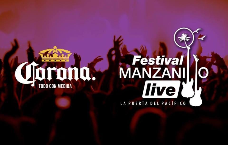 Manzanillo Live, el festival que hará vibrar el pacifico