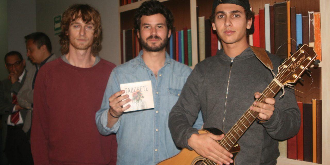 Taburete cruza el Atlántico dispuesto a conquistar México con su música