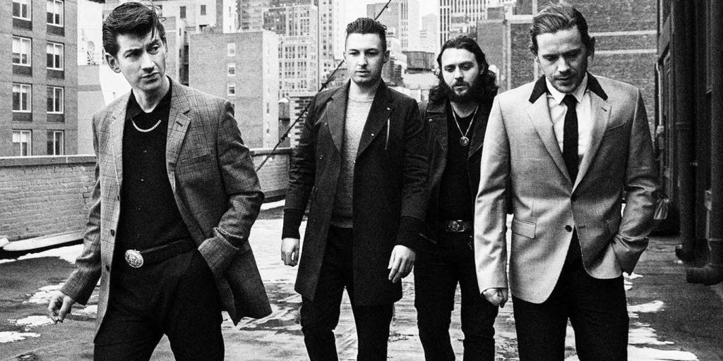Arctic Monkeys - 1 destacada