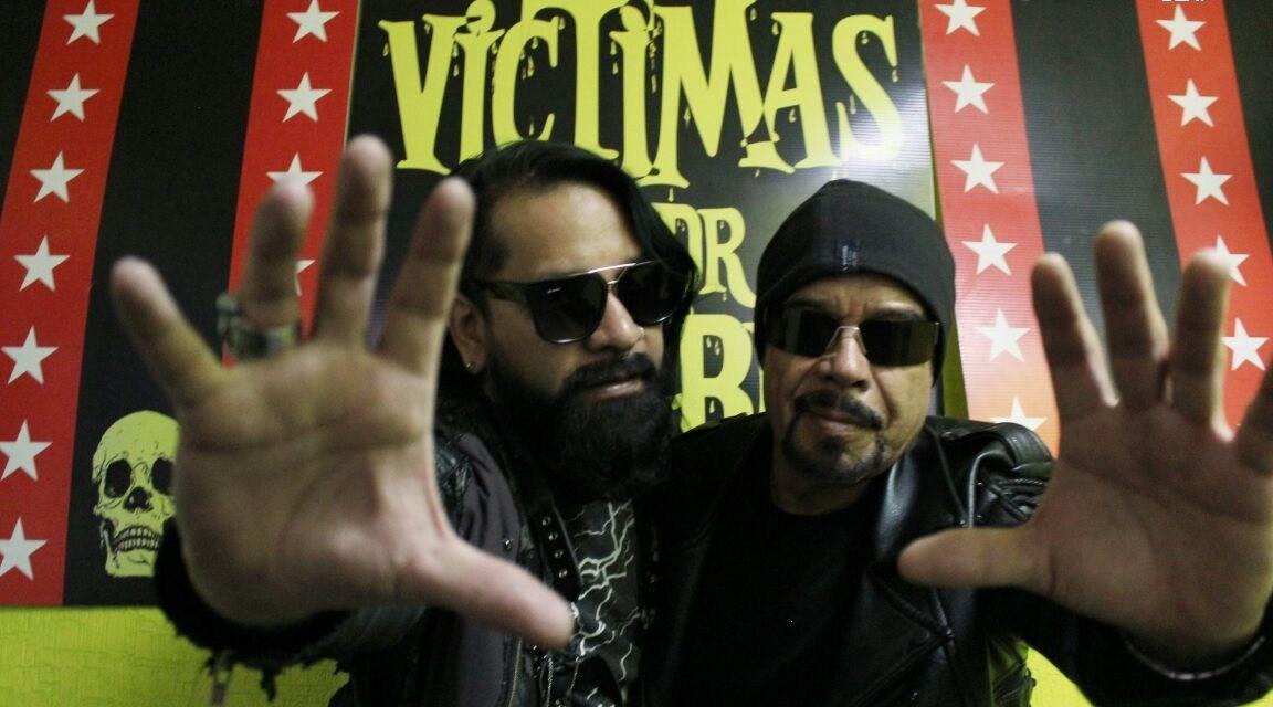 Víctimas Del Doctor Cerebro Show, trascendiendo en el rock en español…