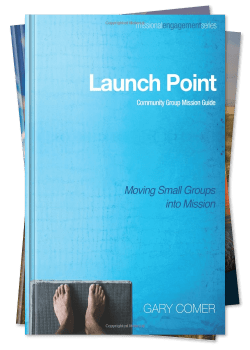 Missional Engagement Series by Gary Comer