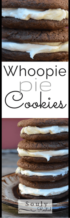 whoopie pie history and recipe