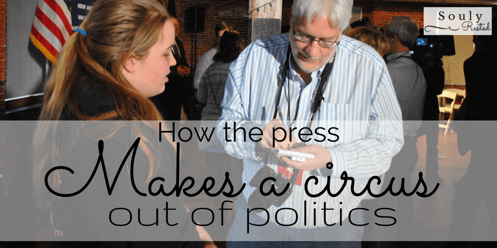 the press is biased