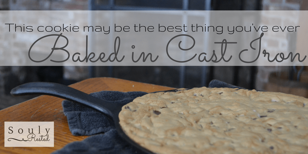baking in cast iron