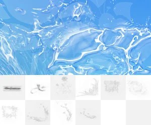 abstract-water