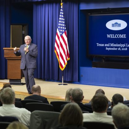 The Keynote in the White House West Wing