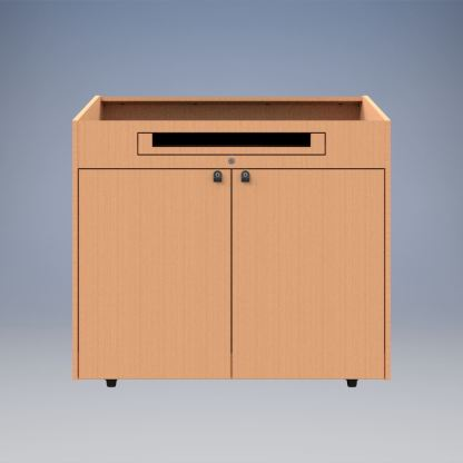 Multi-Media Classroom Lectern or Podium