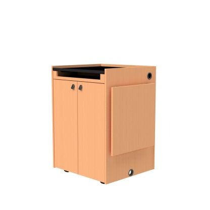 The Compact instruction lectern