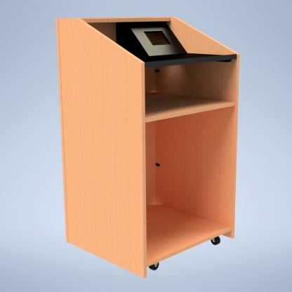 The Classic, a affordable lectern or podium