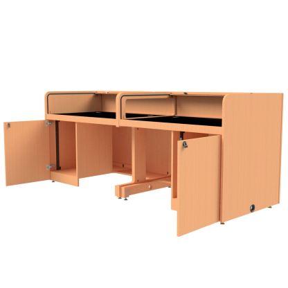 large roll top desk