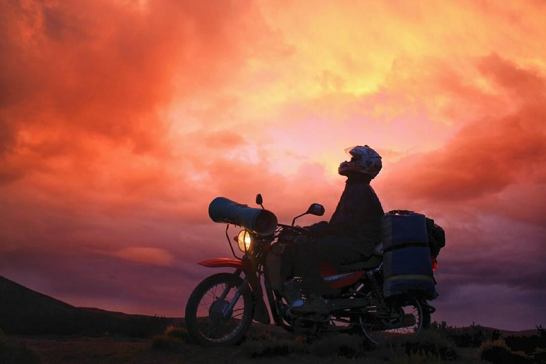 Путешествие на мотоцикле по Чили, часть 6 - Патагония