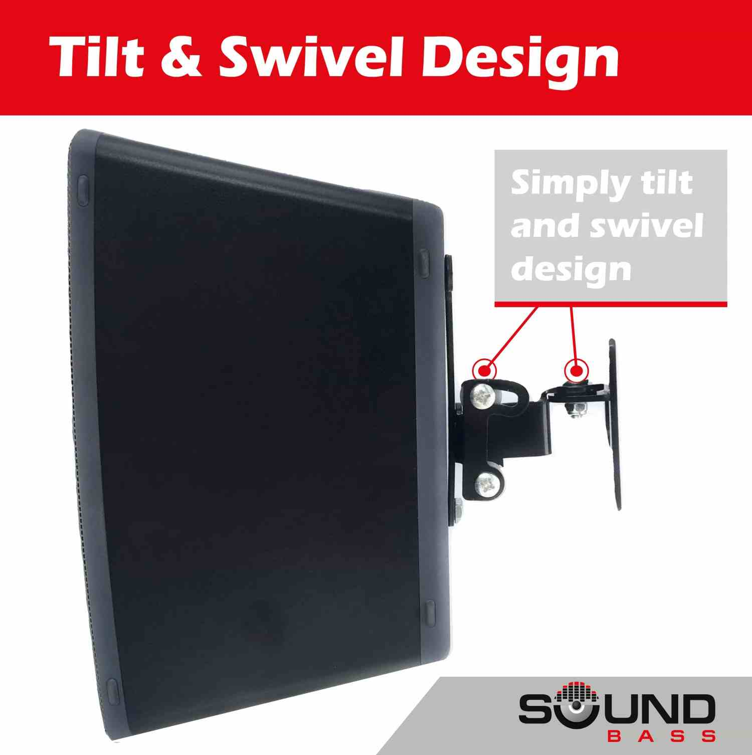 SOUNDBASS-SONOS-PLAY3-WALL-MOUNT-BRACKET
