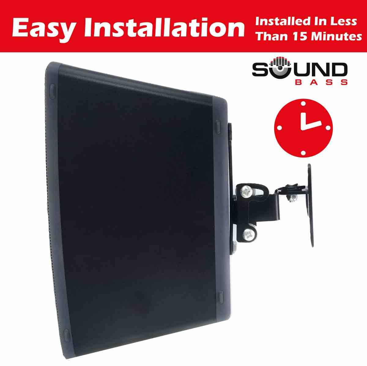 SOUNDBASS-SONOS-PLAY3-WALL-MOUNT-BRACKET