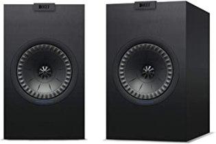 KEF Q350 Bookshelf Speakers (Pair, Black) Review