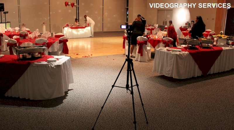 8 1 - VIDEOGRAPHY SERVICES: