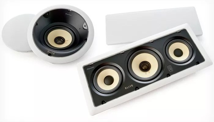 How to install in-wall speakers
