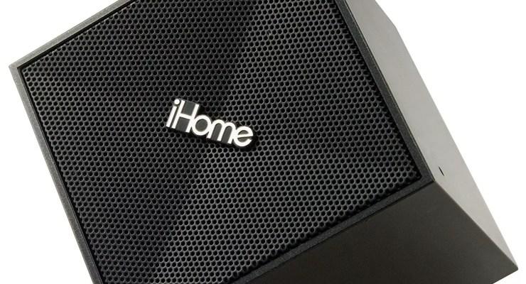 iHome IDM11B Portable Bluetooth Speaker Review