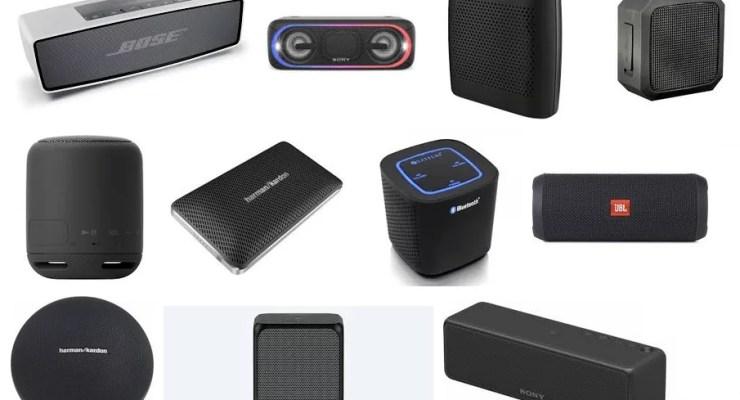 best Bluetooth wireless speaker