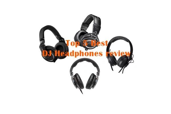 Best DJ Headphones review