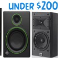 Best Bookshelf Speakers under 200