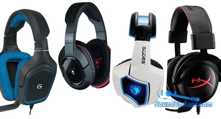 best budget gaming headphones under $100