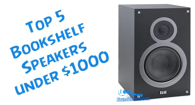 Best Bookshelf Speakers under 1000