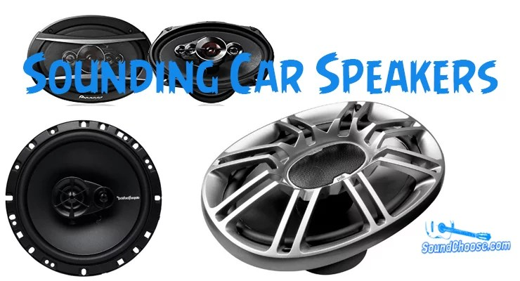 best sounding car speakers