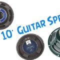 10 inch Guitar Speaker review