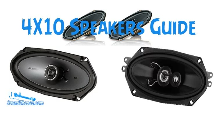 4x10 speakers review