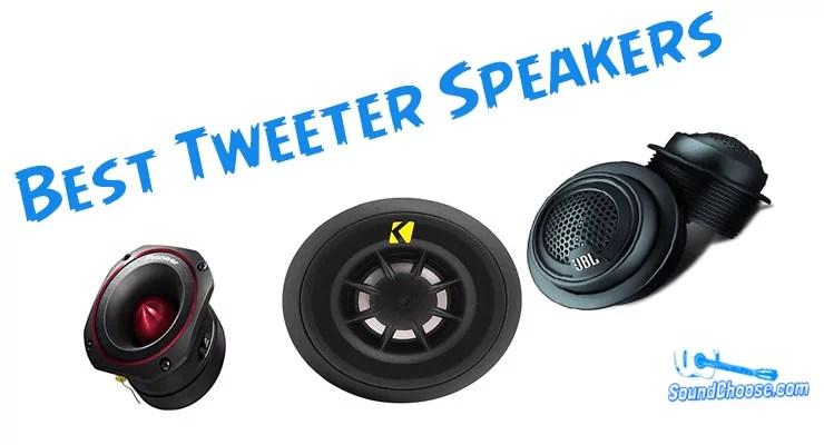 Best Car Audio Tweeters