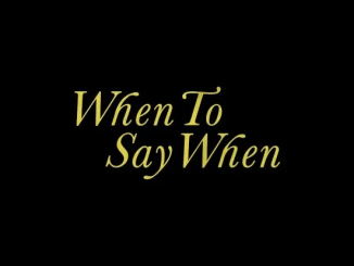 Drake – When To Say When