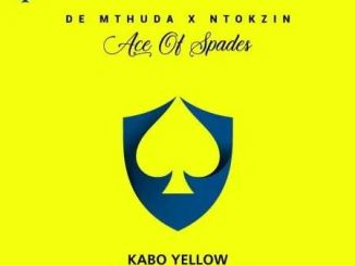 De Mthuda & Ntokzin – Kabo Yellow ft. Malumnator & Njelic Mp3 Download 320kbps