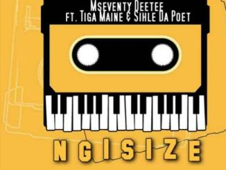 Mseventy DeeTee – Ngisize Ft. Tiga Maine & Sihle Da Poet Mp3 Download 320kbps