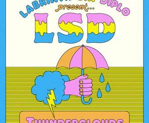 LSD – Thunderclouds Ft. Sia Diplo Mp3 Download