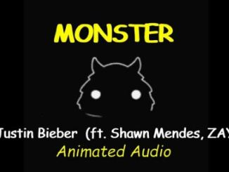 Justin Bieber – Monster ft. Shawn Mendes, ZAYN Mp3 Download 320kbps